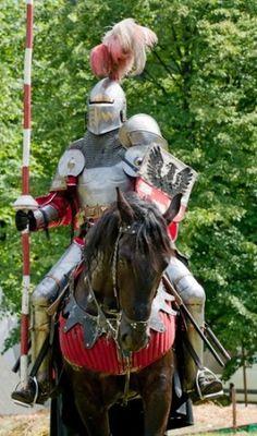 Artigo sobre as Armaduras Medievais, quais eram os diferentes tipos, suas características, para que serviam, entre outras informações.