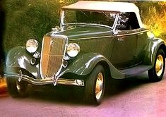 Owning a Timmis-Ford V8 Roadster - Timmis-Ford V8 Roadster ...