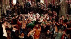 """Apesar do efeito 3D ter atrapalhado a visualização dos detalhes, a opulência foi priorizada no filme """"O Grande Gatsby"""", com looks femininos que enchem os olhos nas frenéticas e eufóricas cenas das festas dos """"anos loucos"""""""