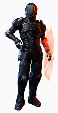 N7 Paladin Sentinel, my new favourite class. The phantom killer.