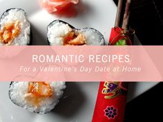 Eating our Pins: Valentine's Day Recipes for a Date Night at Home
