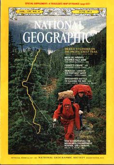 I will backpack this some day (that is, the PCT - from Canada to Mexico).