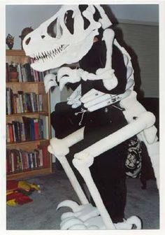 How to make a simpler version of this kick-ass costume. T-Rex Skeleton Costume Page & t rex skeleton costume | Kidu0027s Costumes!!!!! | Pinterest | Costumes ...