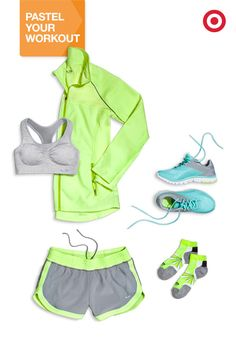 Spring is in and so is daring pops of color. Add some pastels to workout attire—the C9 Champion washed lime is a brilliant addition to amp up your look.