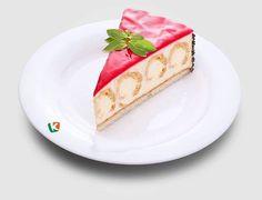 Еклерова торта малина: Едно вълнуващо преживяване, което ви кара да затворите очи и да мечтаете... И да ги отворите за нова хапка...