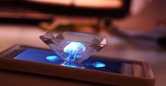 Convierte tu smartphone en un emisor de hologramas 3D   Los hologramasson una de las tecnologías más atractivas para las personas por su apariencia vistosa y por la posibilidad de ver algo que al menos físicamente no existe.  Ahora el usuario de YouTubeMrwhosetheboss compartió un tip para hacer que cualquier smartphone sirva como plataforma para proyectar hologramas.  Los pasos para crear este dispositivo son muy sencillos ya que únicamente son necesarios una navaja cinta adhesiva una caja…