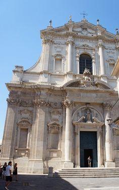 Baroque architecture of Lecce