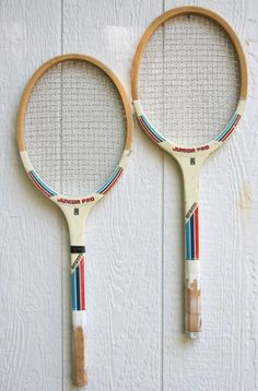 If Bjorn Borgs Vintage Tennis Racket