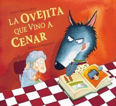 La ovejita que vino a cenar / The Little Lamb that Came to Dinner (Spanish Edition) (Cuentos infantiles) Books To Buy, I Love Books, Good Books, Kindergarten Library, Kids Story Books, Children's Book Illustration, Writing A Book, Childrens Books, Book Recommendations