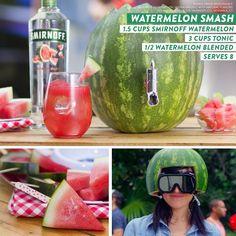 It's #summer use #watermelon for everything- fun #smirnoff #vodka shoot to be a part of in #la #losangeles #westside #beach #cityofangels #eat by #chef #joelazo #foodporn #foodie #timetoeat #yummy #food #follow #eatdrinksleeprepeat #cheflife