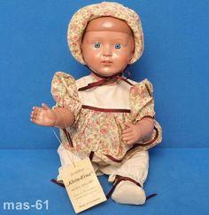 Schildkröt Puppe Klein-Erna 38 Cm  Doll Poupee Zweitauflage Limitiert • 99.98 EUR