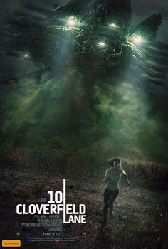 10 Cloverfield Lane (2016) directed by: Dan Trachtenberg starring: Mary Elizabeth Winstead, John Goodman, John Gallagher Jr., Douglas M. Griffin