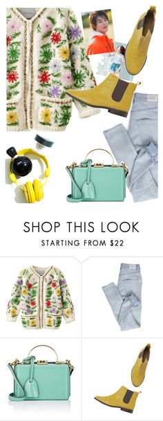 """Warm winter morning"" by elliewriter ❤ liked on Polyvore featuring Cheap Monday, Mark Cross and Monki"