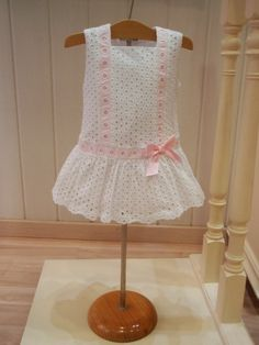 s Clothing Children's Clothing Frocks For Girls, Kids Frocks, Little Dresses, Little Girl Dresses, Little Girl Fashion, Kids Fashion, Baby Frocks Designs, Baby Dress Design, Girl Dress Patterns