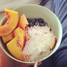 Healthy Breakfasts  http://www.huffingtonpost.com/2013/04/07/healthy-breakfast-roundup_n_3017061.html?utm_hp_ref=mostpopular#slide=2275930
