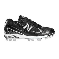 SALE - New Balance 823 D Baseball Cleats Mens Black Mesh - Was $69.99 - SAVE $35.00. BUY Now - ONLY $34.98