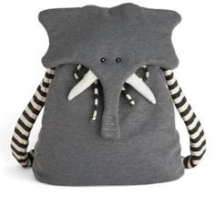 lovely elephant backpack #backtoschool #backpack