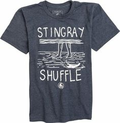do the stingray shuffle. urt
