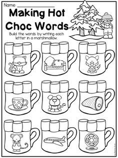 best free kindergarten worksheets images in   teacher pay  free kindergarten seasonal worksheets  math and literacy