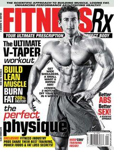 Fitness Rx for Men - September 2015