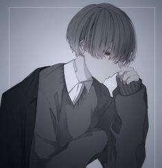 Handsome Anime Guys, Cute Anime Guys, Manga Art, Anime Art, Korean Anime, Kawaii Doodles, Chica Anime Manga, Dark Anime, Boy Art