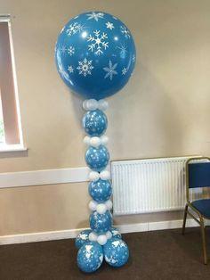 Frozen column
