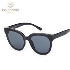 COLOSSEIN Cat Eye Luxury Sunglasses Women Brand Designer Retro Female Sun  Glasses For Women Men Oculos Gafas De Sol UV400 e899948162