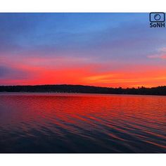 New Hampshire  ✨ Photographer  @ktrevor  #ScenesofNewEngland  Pic of the Day  11.15.15 ✨ C o n g r a t u l a t i o n s ✨ ----------------------------------------- #scenesofNH  #winnisquamlake #belknap #lakesregion #sunsetonfire #rsa_ladies #icu_usa #getoutside #getoutsideNH #nhgram #igersnh #ignh #newhampshire  #explorenh #vis...