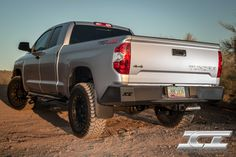 Magnum Rear Bumper for the 2014 Toyota Tundra. 2014 Toyota Tundra, Tundra Truck, Toyota Trucks, Trd, Truck Accessories, My Ride, Offroad, Badass, Vehicles