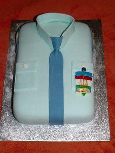 Rendőr/ing torta