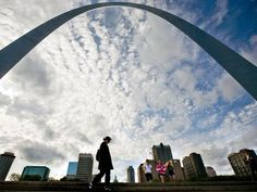 St. Louis, MO...great city, great people...love it.