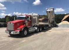 Big Rig Trucks, Dump Trucks, Lifted Trucks, Dump Trailers, Road Train, Kenworth Trucks, Snow Plow, Heavy Truck, Heavy Equipment