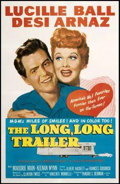"""""""The Long, Long Trailer"""" (1954)"""