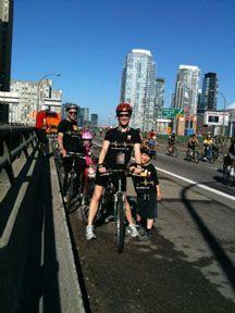 Retrofit Pilates Toronto   Ride a bike. Extend your life.