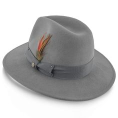 Lowest Price on Empire - Walrus Hats Wool Felt Fedora Hat - H7001.