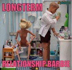 long term relationship barbie | barbie meme peeing ken barbie and ken