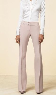 THE LIMITED SCANDAL COLLECTION LIV WIDE LEG PANT TROUSER - ROSE - SIZE 12 #TheLimitedScandalCollection #DressPants