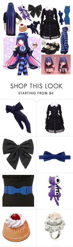 """""""Stocking Aesthetic (PASWG)"""" by dolliehawthornes ❤ liked on Polyvore featuring Black, Bodyline, Carole, FeFè, COS and Les Délices de Rose"""