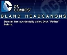 Damian Wayne And Dick Grayson. Damian Wayne, Batman Universe, Dc Universe, Captain Marvel, Marvel Dc, Richard Grayson, Robin Dc, Bat Boys, Im Batman