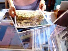 Foto Feira Cavalete exalta impressos no MIS