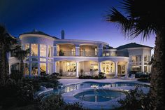 i want a big house