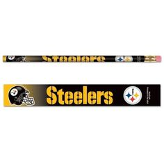 Pittsburgh Steelers Pencil