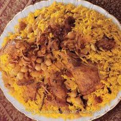 Chicken Kabouli Muscat Style Recipe