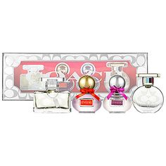 COACH House of Coach Coffret Set Coach Coffret Set - a collection of 4 Mini Sized Popular Coach Parfums