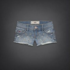 Decorated Shorts