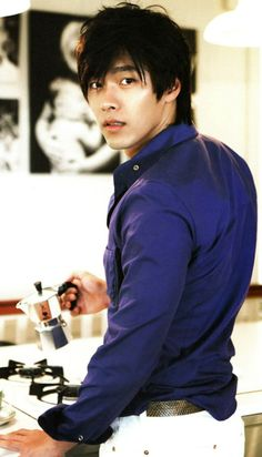 "Hyun Bin - He's amazing in ""Secret Garden"". A must watch drama."