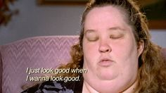 Honey Boo Boo is my new favorite obsession. I have to watch each episode twice because I miss too much from laughing. RealityTVGIFs