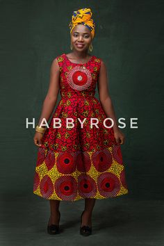 45 Fashionable African Dresses Discover the hottest ankara African dresses you need this season. Everything from peplum, bubble sleeves, and flare to mixed African print. This season's hottest styles & where to get them are in one convenient post. African Dresses For Women, African Print Dresses, African Print Fashion, Africa Fashion, African Attire, African Wear, African Fashion Dresses, African Women, African Prints