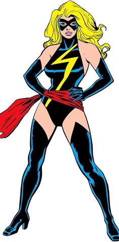 Marvel comics (Caroil Danvers) with the original black costume Ms Marvel Captain Marvel, Miss Marvel, Marvel Logo, Marvel Comics Art, Marvel Heroes, Marvel Women, Marvel Girls, Marvel Comic Character, Marvel Characters