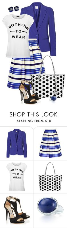 """""""Nothing to Wear"""" by sagramora ❤ liked on Polyvore featuring Vero Moda, Paul & Joe Sister, MICHAEL Michael Kors, Elsa Peretti and Harry Winston"""